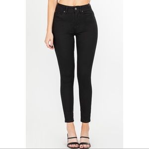 YMI Black High Wasted Jeans